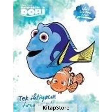 Disney Kayip Balik Dori Sihirli Sulu Boya Kitabi Kollektif N11 Com