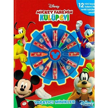 Mickey Mouse Peluş Okul öncesi çocuk Kitapları Fiyatları N11com