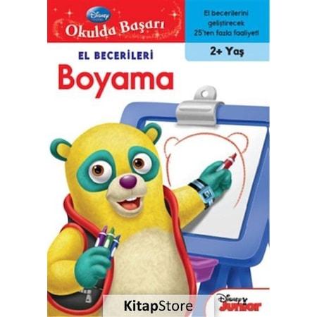 El Becerileri 1 Boyama 2 Yas Disney Okulda Basari N11 Com
