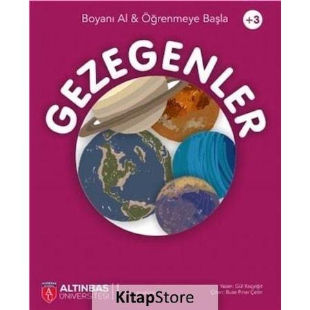 Gezegenler Boyama Kitabi Gul Kocyigit N11 Com