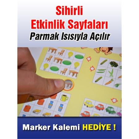 Isiyla Acilir Okul Oncesi Etkinlik Sayfalari N11 Com