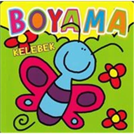 Kelebek Boyama Kitabı N11com
