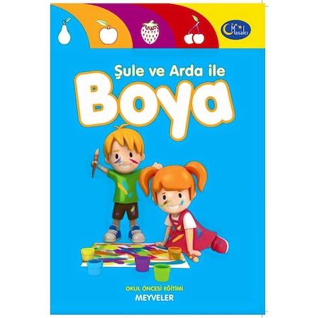 Kolay Boyama Meyveler N11com