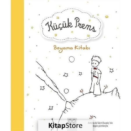 Kucuk Prens Boyama Kitabi N11 Com
