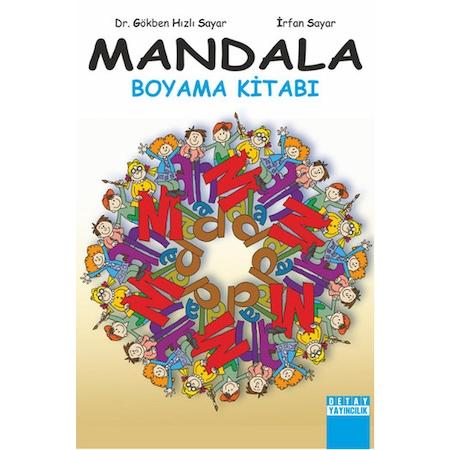 Mandala Boyama Kitabi N11 Com