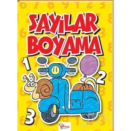 Sayilar Boyama N11 Com