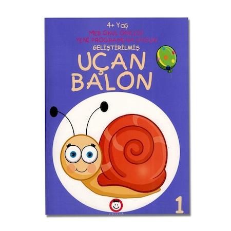 Ucan Balon Okul Oncesi Egitim Seti 7 Kitap 4 Yas N11 Com