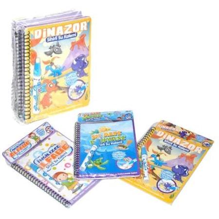 Eğitici Oyuncak Sihirli Boyama Kitabı Magic Water çocuk Sulu Boya