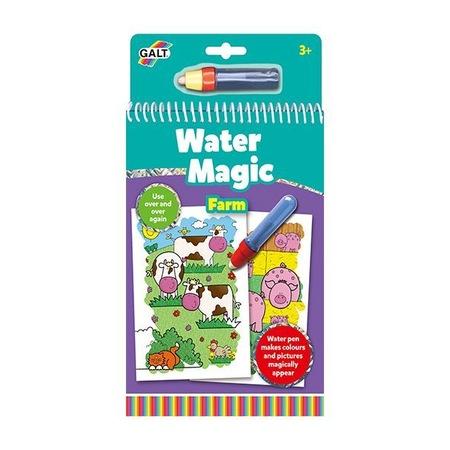 Galt Water Magic Ciftlik Hayvanlari Sihirli Boyama Kitabi N11 Com