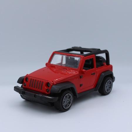 Jeep üstü Açık çek Bırak Kırmızı Oyuncak Araba N11com