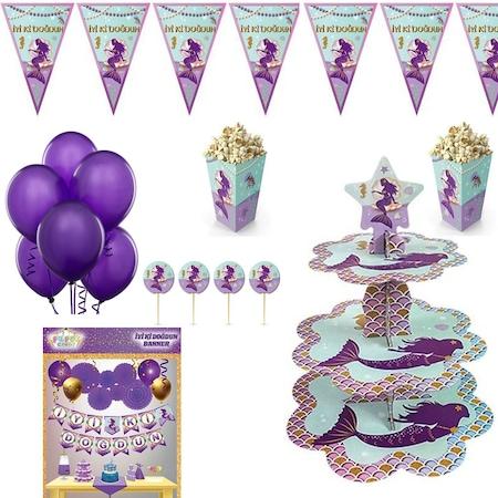 Parti Malzemeleri ile En Mutlu Anlarınızı Renklendirin
