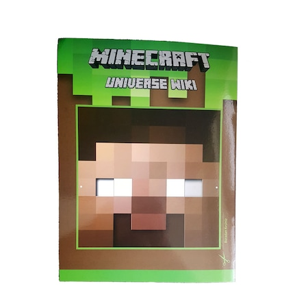 Minecraft Boyama Kitabı 4 Adet N11com