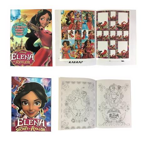 Prenses Elena Boyama Kitabı 4 Adet N11com