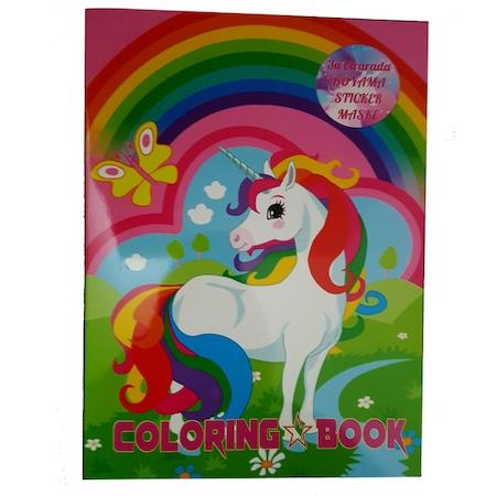 Unicorn Boyama Kitabı N11com