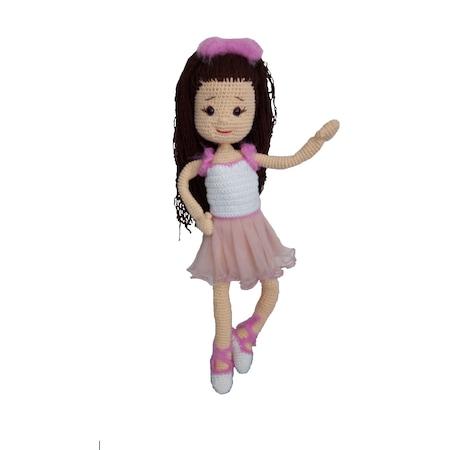 Amigurumi Balerin Bebek Yapılışı- Amigurumi Ballerina Doll Free ... | 450x450