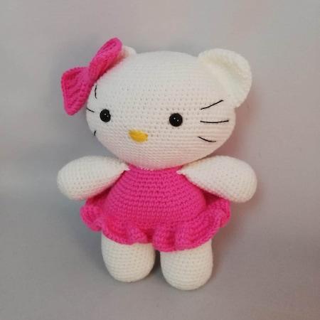 Hello Kitty Crochet: Supercute Amigurumi Patterns for Sanrio ... | 450x450