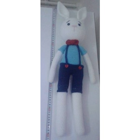 PATTERN-Amigurumi Cracker Bunny by TinyMiniDesign on Etsy ...   450x450