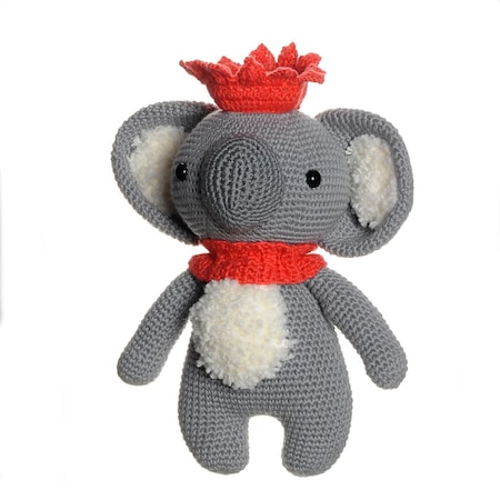 Amigurumi Pattern Koala Production Section 2 – Koala Amigurumi # 2 ...   450x450
