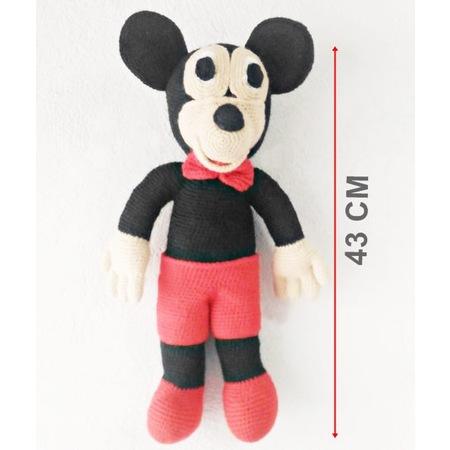 Pin by HiDBDesigns on Amigurumi | Crochet mickey mouse, Crochet ... | 450x450