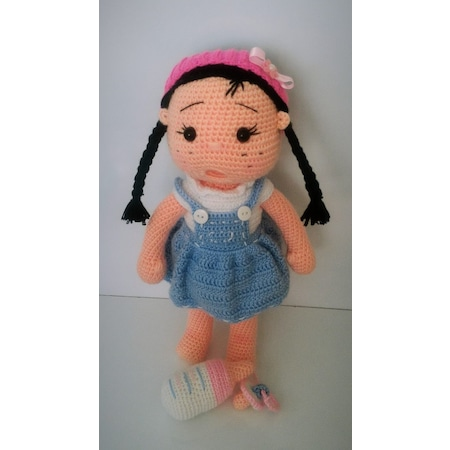 Amigurumi Emzikli Bebek Yapımı - Mimuu.com | 450x450