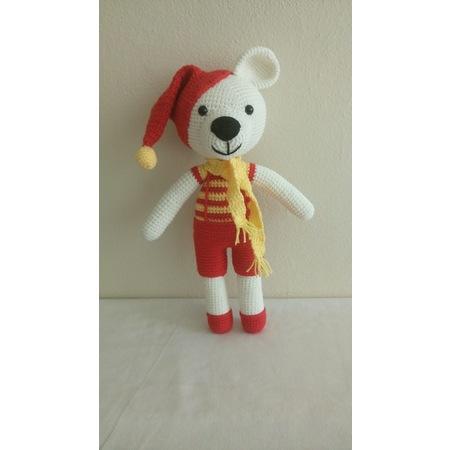 Crochet pattern Amigurumi Bear Big Teddy bear | Etsy | 450x450