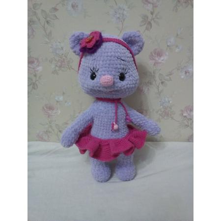 Amigurumi Crochet Teddy Bear (Sevimli Ayı) Pattern Yapılışı | 450x450
