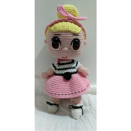 Amigurumi lol doll – Önce Kadın   450x450