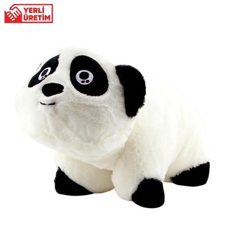Amigurumi Türkiye-Panda Yastık Tarifi | 450x450