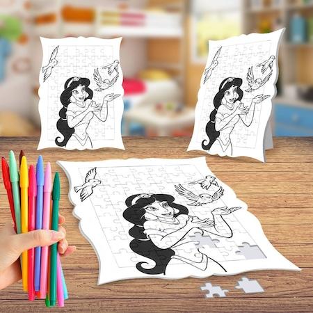 Prenses çocuk Puzzle Modelleri Fiyatları N11com