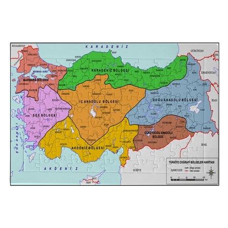 Türkiye Haritası Lego Puzzle Modelleri Fiyatları N11com