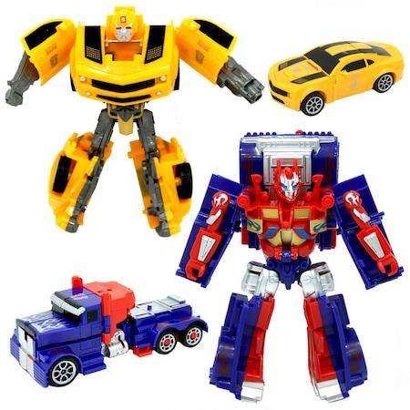 Transformers Oyuncak Serileri ile Koleksiyonuzu Genişletin
