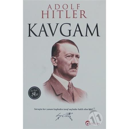 Kavgam Adolf Hıtler Eftalya Kitap N11com
