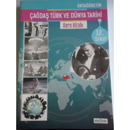 12 Sınıf çağdaş Türk Ve Dünya Tarihi N11com