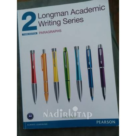 writing academic paragraphs