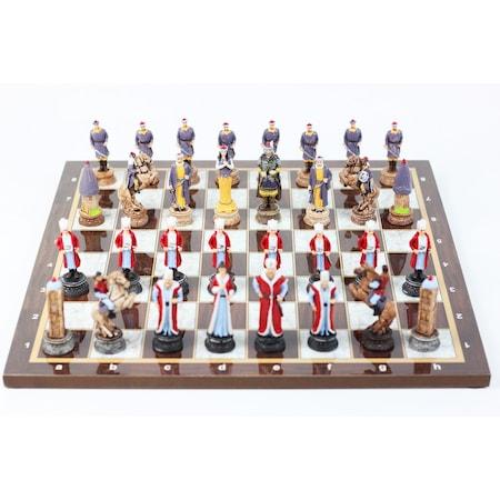 Satranç Taşları Nelerdir?