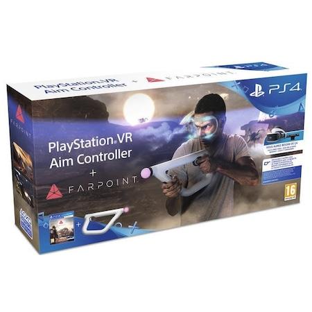 Ps Vr Aim Controller Playstation Vr + Farpoint Bundle - n11.com