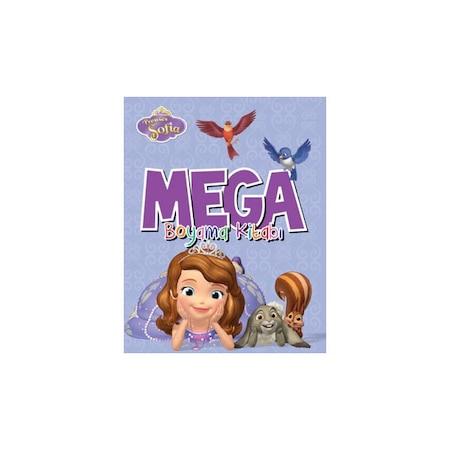 Disney Prenses Sofia Mega Boyama Kitabi Dogan Egmont N11 Com