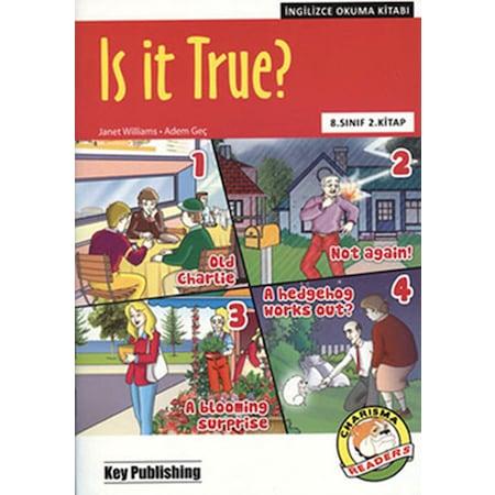 8 Sınıf Ingilizce Hikaye Okuma Kitabı 2 Kitap N11com