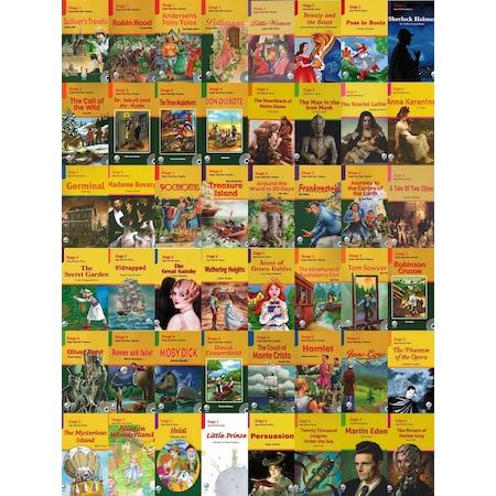 Engin Stagelevel1 2 3 4 5 6 Cdli Düzey Ingilizce Hikaye Kitabı