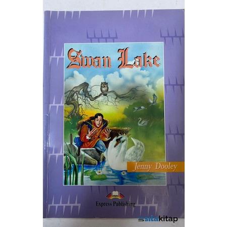 swan lake activity book ingilizce hikaye kitabi ikinci el