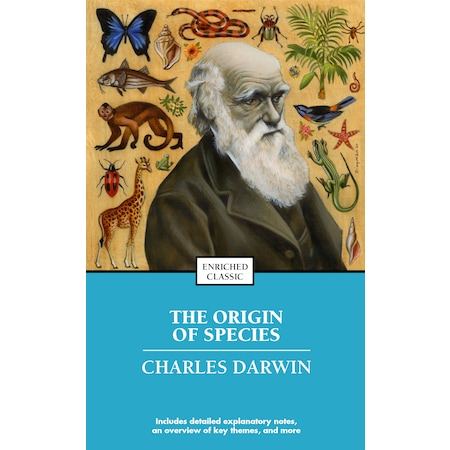 a look at the origin of species by charles darwin The book that changed the world darwin's on the origin of species may have been a shock in it was the best of times and the worst of times for charles darwin.