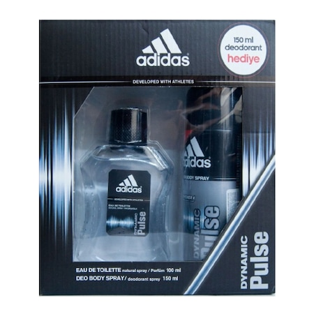 Adidas Dynamic Pulse Edt 100ml Erkek Parfüm Deodorant Set N11com