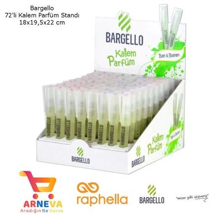 Bargello 8 Ml Kalem Parfüm 72 Adet N11com
