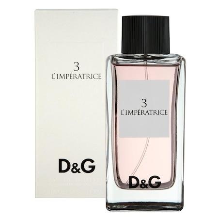b83107b26 Dolce Gabbana 3 L'Imperatrıce Pour Femme EDT 100 ml