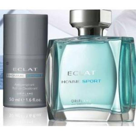 Oriflame Eclat Homme Sport Erkek Parfümü Edt 75 Ml 2 Li Set N11com