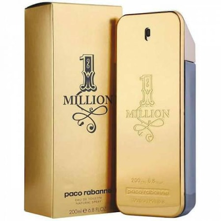 Paco Rabanne 1 Million Edt 200 Ml Erkek Parfüm N11com