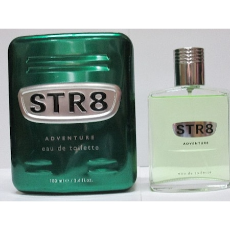 Str8 Parfüm Adventure 100ml Deo Yeşil Orginal N11com