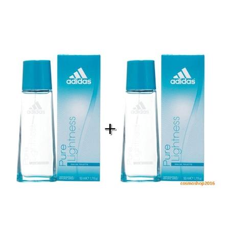 Adidas Pure Lightness Kadın Parfüm 50 Ml X 2 Adet N11com