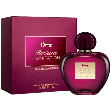 Antonio Banderas Her Secret Temptation Edt Kadın Parfüm 80 Ml N11com