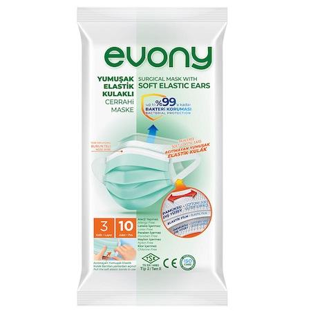 Evony Maske İle Kullanım Rahatlığı